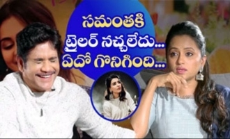 Nagarjuna interview with Suma about Manmadhudu 2