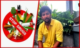 Actor Nani Superb Words On Present Youth Addictions | AP Police | IG Telugu