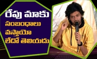 Naveen Polishetty Funny Comments on His Marriage