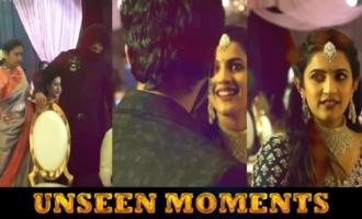 Niharika & Chaitanya Engagement Unseen Moments | Niharika Konidela Engagement Video | IG Telugu