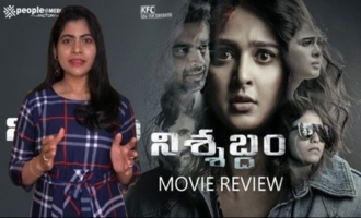 Nishabdham Movie Review