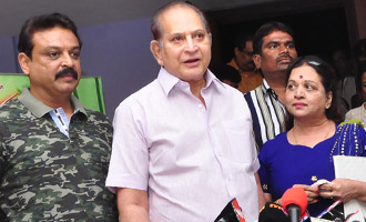 Krishna And Vijaya Nirmala Watch 'Parampara'