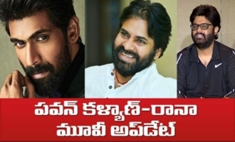 Pawan Kalyan, Rana movie update, details revealed by producer