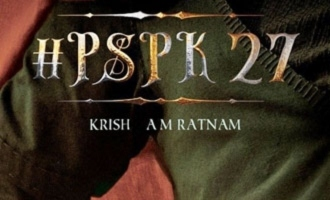 Pre-Look of PSPK27: Pawan Kalyan is firm about delivering a 'timeless hit'