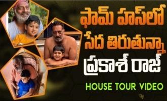 Prakash Raj Farm House Tour