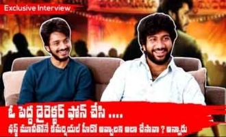 Famous Director's Reaction To Teja Sajja Doing 'Zombie Reddy'