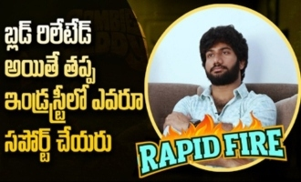 Rapidfire With Prashanth Varma