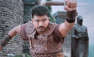 'Puli' teaser creates records