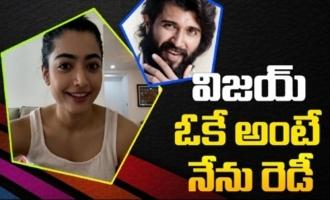 Rashmika Mandanna About Working Again With Vijay Devarakonda