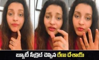 Renu Desai Reveals Beauty Secret Behind Aadhya And Akira Nandan