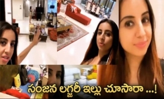 Sanjjanaa Luxury House Inside View