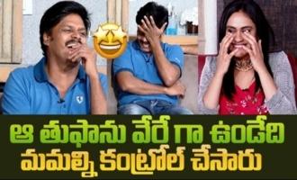 Sapthagiri Funny Comments About Ek Mini Katha Movie Title