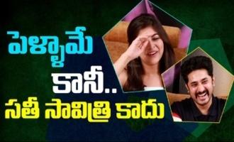 Shukra Cast Arvind Krishna, Srijitaa Ghosh Exclusive Interview
