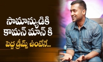 Aakaasam Nee Haddhu Ra Movie is inspired by Real Life Character