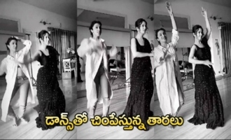 Actress Avika Gor And Tejaswi Superb Dance Video
