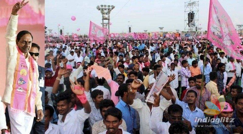 Its curtains on campaigning in Telangana; polls on Friday