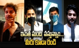 Tollywood Celebrities At AMB Cinemas