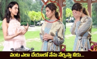 Upasana Konidela Hilarious Fun with Rakul Preet Singh