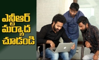 Uppena Telugu Movie Trailer Launched By Jr NTR