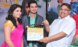 'Vinavayya Ramayya' Movie Launch