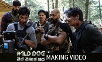 Wild Dog Movie Making Video