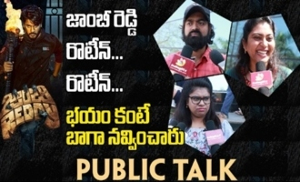 Zombie Reddy Public Talk