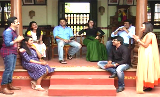 'A Aa' Family Special Chit Chat
