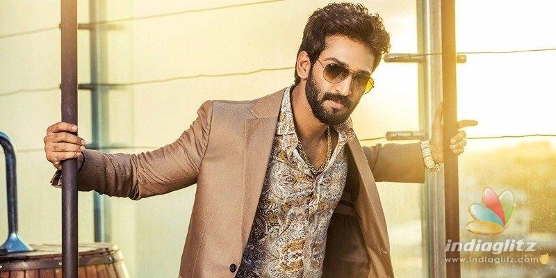 Its Aadhi Pinisetty as Ram Pothinenis villain