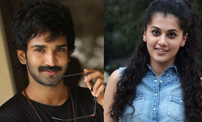Aadhi Pinishetty-Taapsee set to do action film