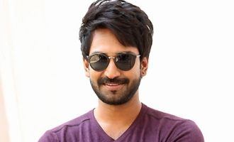 Aadhi Pinisetty does unique work for cyclone victims