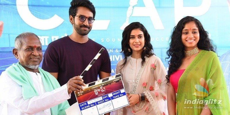 Aadhi Pinisettys Clap launched in Hyderabad