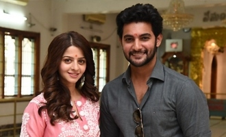 Aadi - Vedhika New Movie Launch