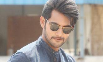 Sai Kumar's son Aadi gets apt role!
