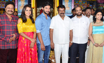 Aadi New Movie Launch