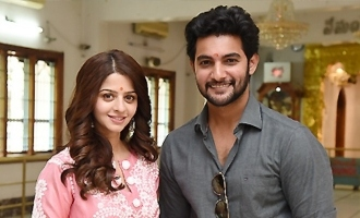 Aadi Saikumar to do a bilingual with Vedhika