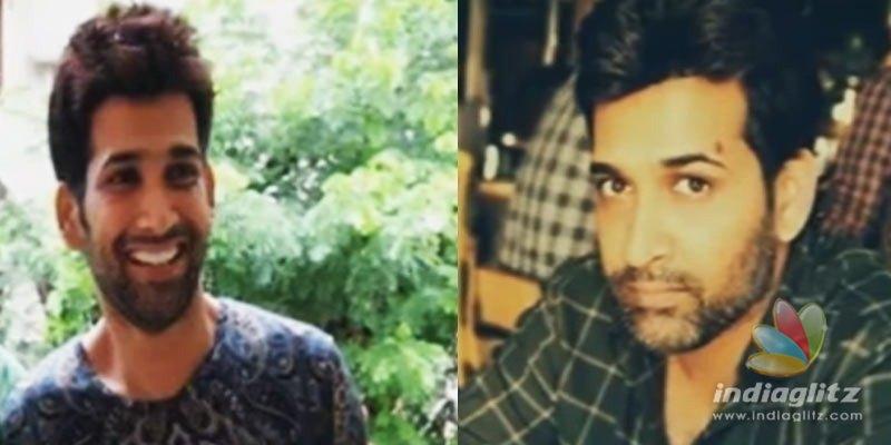 Police complaint against Ahuti Prasads son