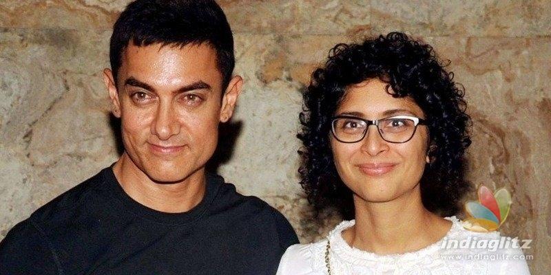 Aamir Khans divorce with Kiran Rao shocks fans