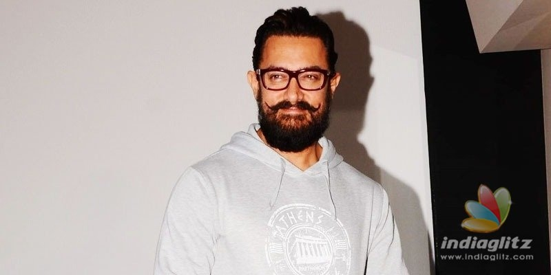 Aamir Khan: First superstar to watch movie in a theatre post lockdown