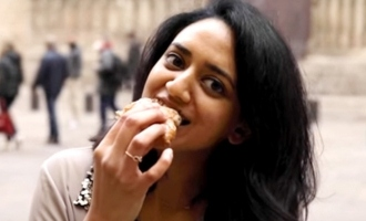 Venkatesh's daughter Aashritha turns a full-time baker in Spain