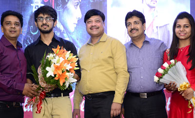Aayush Agarwal (Mom Fame) Press Meet