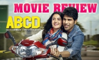ABCD Telugu Movie Review