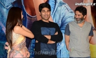 ABCD Telugu Trailer launch
