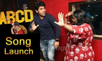 ABCD Movie Song Launch