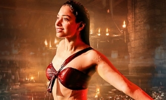 Tamannaah's hot dance moves in 'Ready Ready'