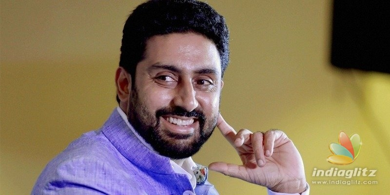 Abhishek Bachchan beats Covid-19; Thanks doctors, nurses