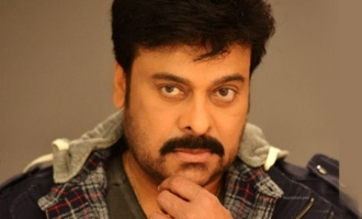 Surprise from Chiranjeevi: Glimpses of Acharya's temple set out!