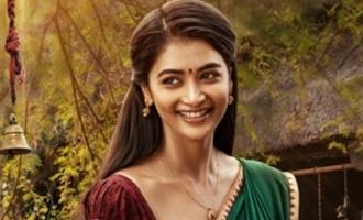 'Acharya': Pooja Hegde shines as Neelambari