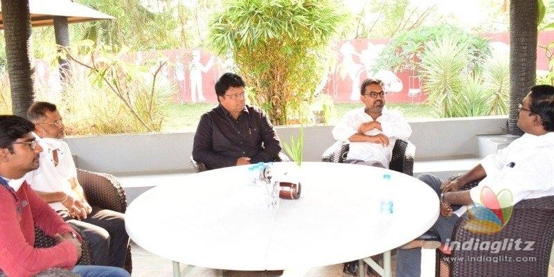 Happy that Acharya will be shot at Yellandu mines: Minister