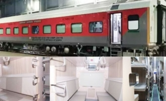 First AC 3-tier economy class coach introduced by Indian Railways