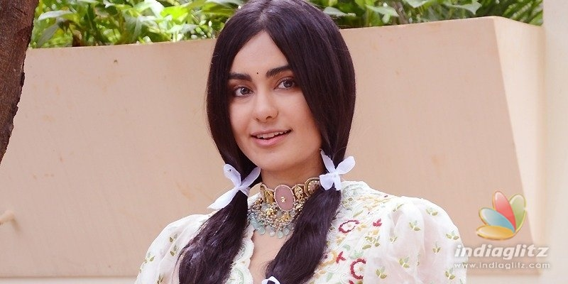 I have multiple love stories in real life: Adah Sharma